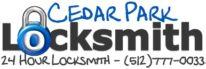 Cedar Park Locksmith logo